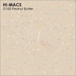 Lg Hi Macs Granite G100 Peanut Butter