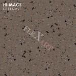 Lg Hi Macs Granite G114 Clay