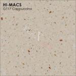 Lg Hi Macs Granite G117 Cappuccino