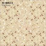 Lg Hi Macs Quartz G030 Ivory