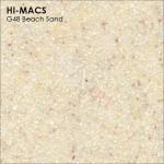 Lg Hi Macs Sand G048 Beach Sand