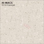 Lg Hi Macs Granite G112 Caramel