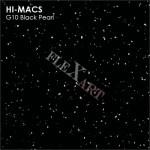 Lg Hi Macs Sand G010 Black Pearl