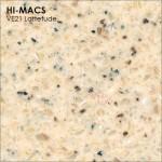Lg Hi Macs Volcanics Ve21 Lattetude