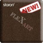 Staron Metallic ES558 Satin Gold