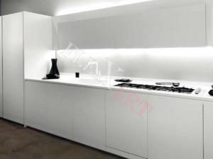 Белый искусственный камень для белой кухни
