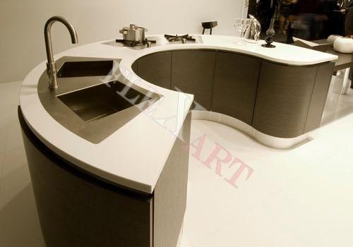 Столешницы из искусственного камня Samsung Staron