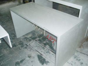 Отдельностоящий стол без раковины