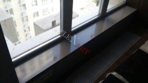 Подоконник на короткое окно